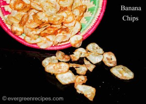 Raw Banana Chips Recipe