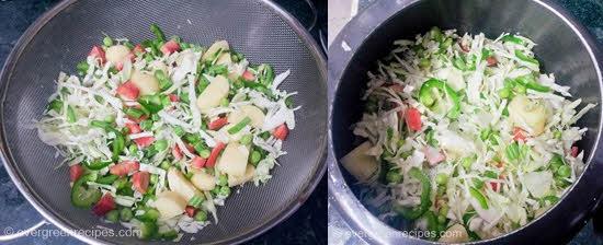 image1 Mixed Vegetables Sandwich Recipe | Homemade Veg Sandwich