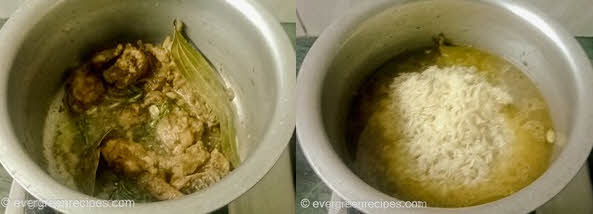 चिकन बिरयानी Potli पकाने की विधि चरण 6
