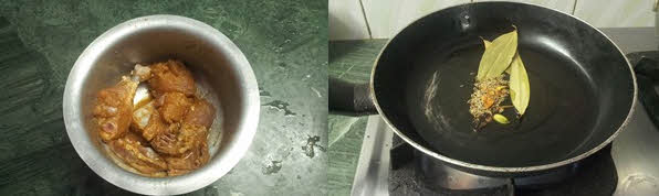Chicken Kolhapuri Recipe Step 1