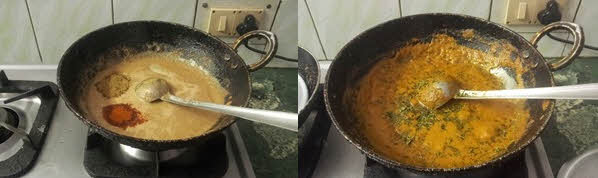 Chicken Kolhapuri Recipe Step 4