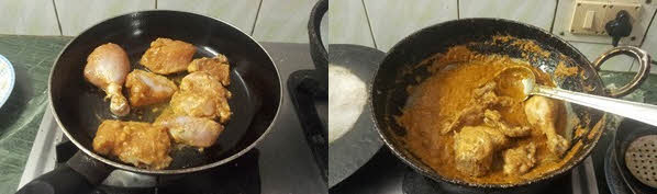 Chicken Kolhapuri Recipe Step 5