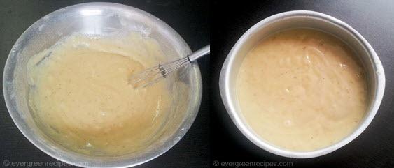 Butterscotch Cake Recipe In Pressure Cooker: Vanilla Cake In Pressure Cooker