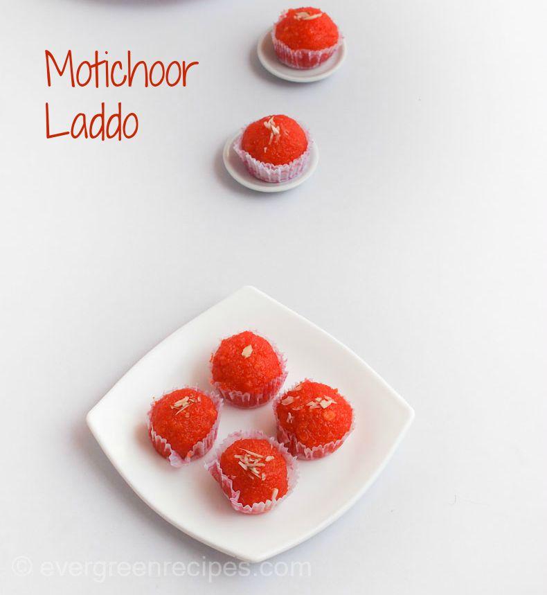 Motichoor Laddo