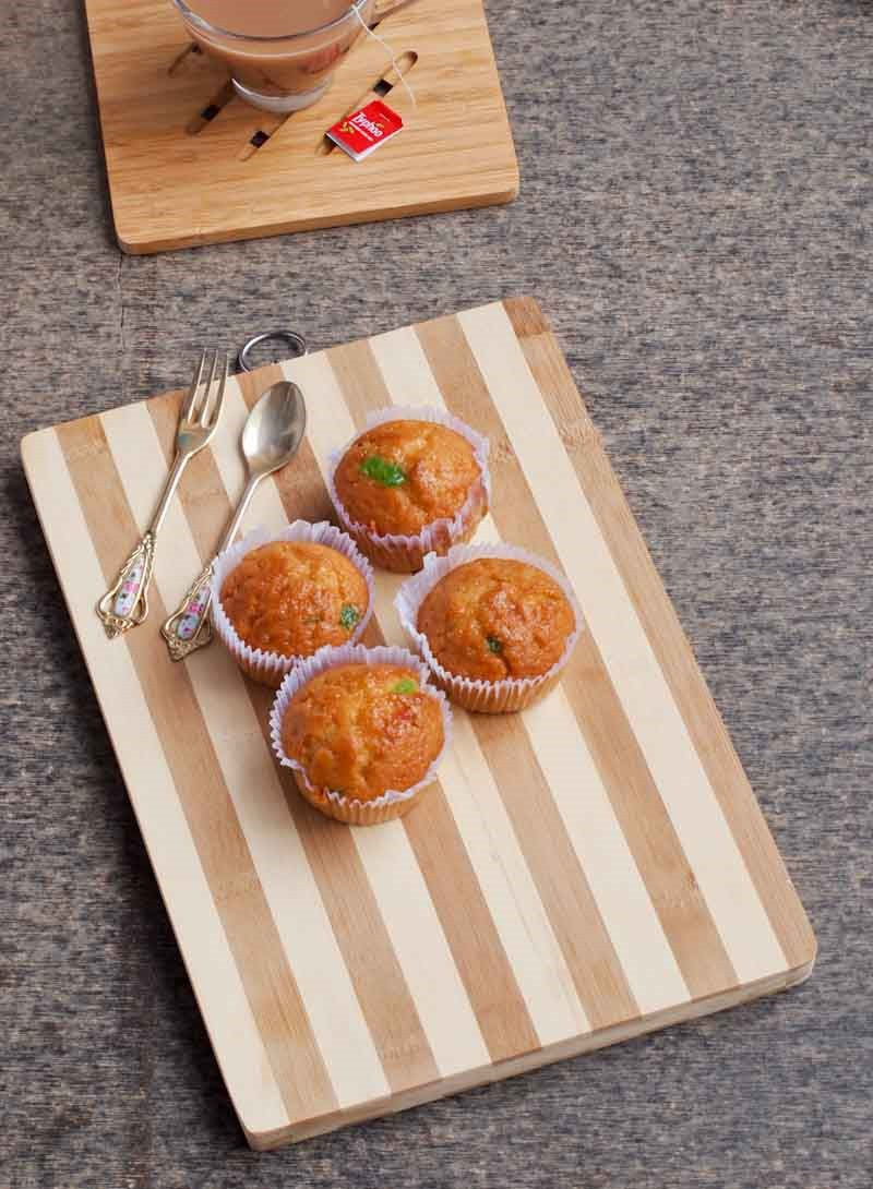 how to make eggless muffins at home without oven