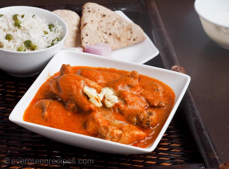 Masala Butter Chicken