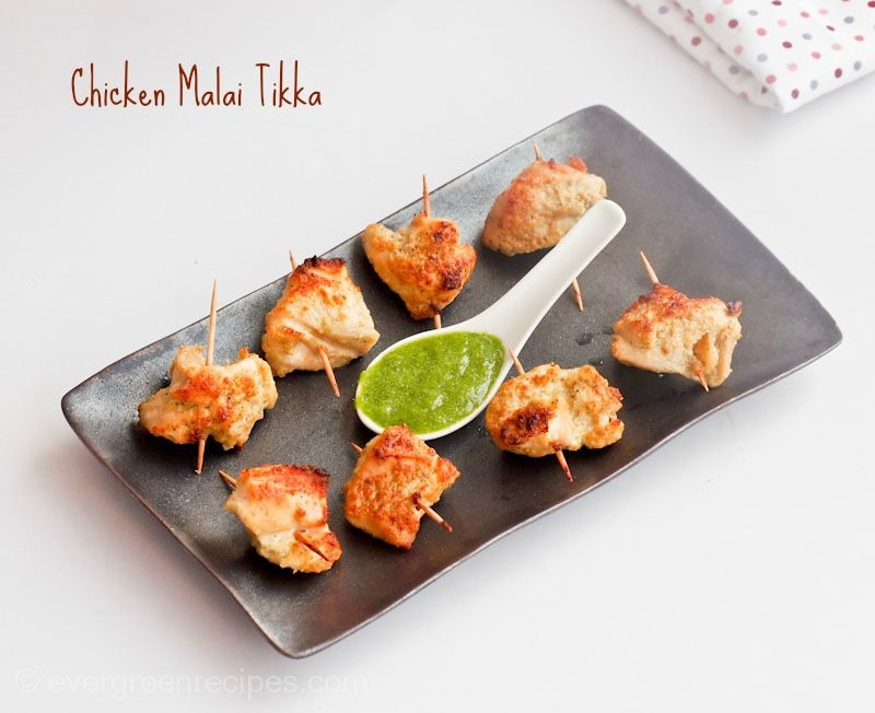 Best non veg recipes with easy step by step process chicken malai tikka recipe forumfinder Image collections
