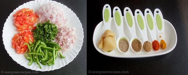 Paneer Lachchedar Recipe Step 1