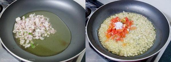 Paneer Lachchedar Recipe Step 2