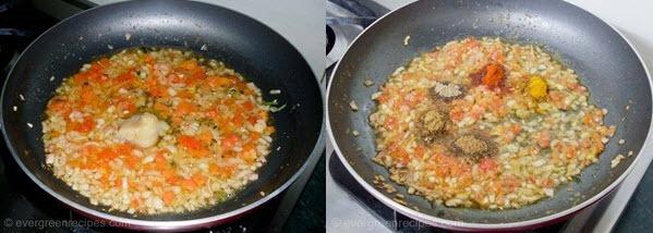 Paneer Lachchedar Recipe Step 3