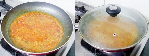 Paneer Lachchedar Recipe Step 4