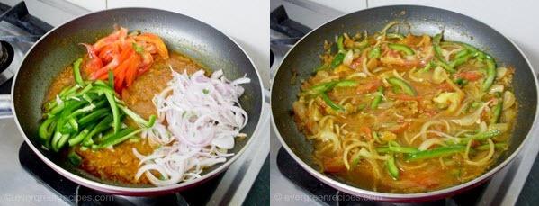 Paneer Lachchedar Recipe Step 5