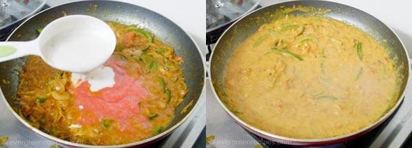 Paneer Lachchedar Recipe Step 7