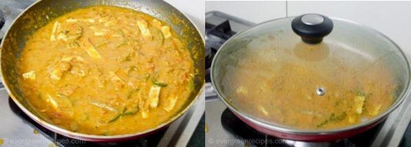 Paneer Lachchedar Recipe Step 9