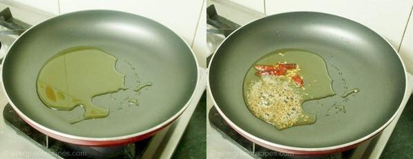 पनीर पकाने की विधि जालफरेजी चरण 2