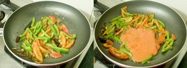 पनीर पकाने की विधि जालफरेजी चरण 4