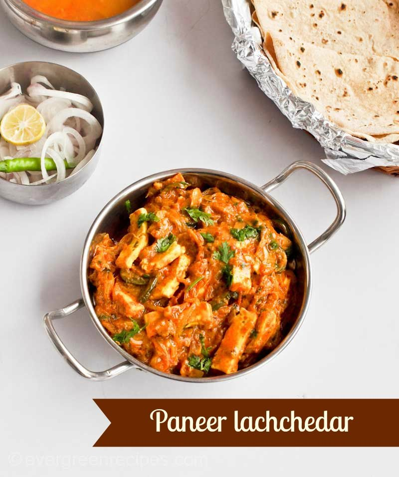 Paneer Lachchedar Recipe