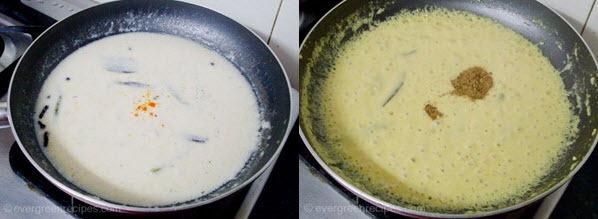 Shahi Paneer Korma Recipe Step 7