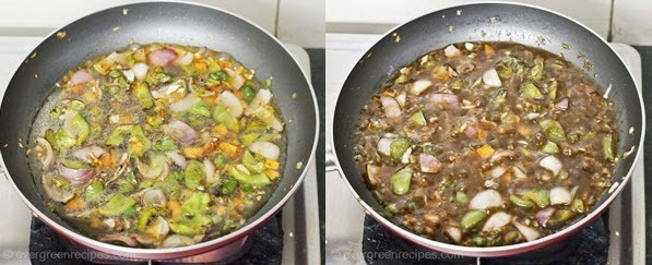 how to make gravy with oxo cubes and corn flour