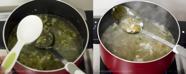 how to make manchow soup easily