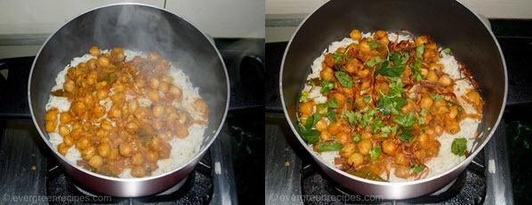 Chola Biryani Recipe