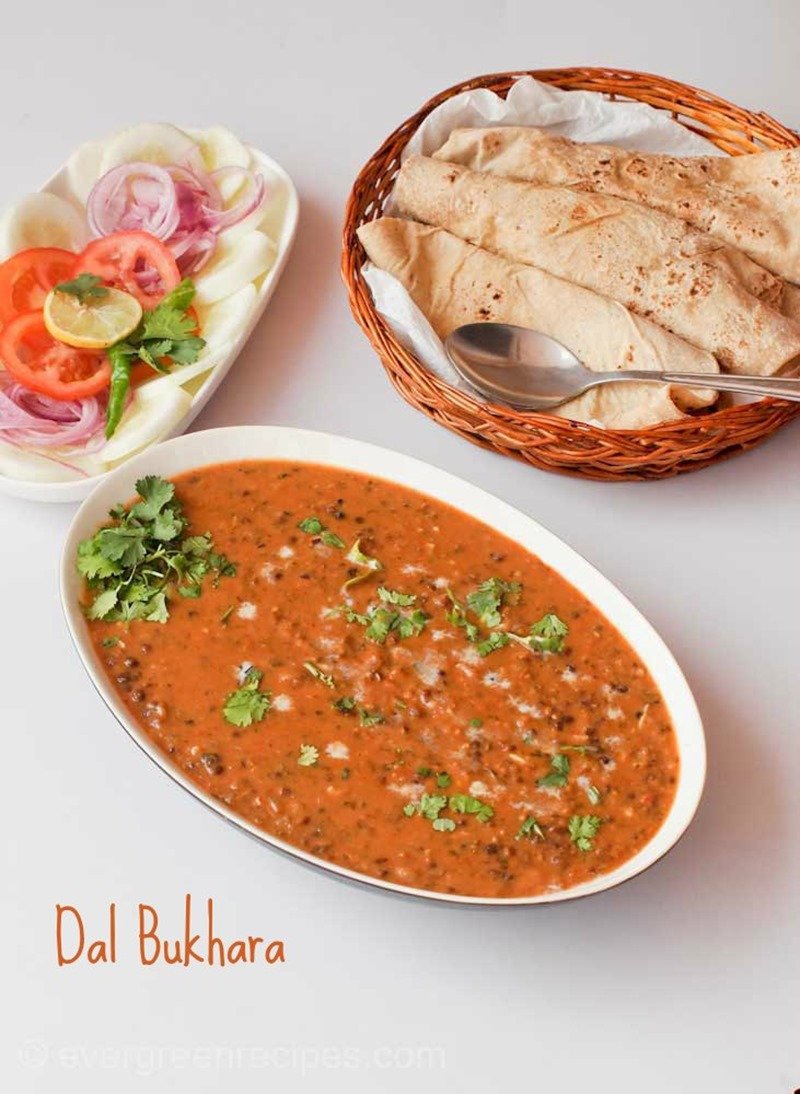 How to make dal bukhara